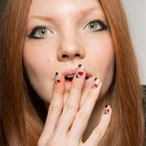 Fashion Week Fall 2015 Nails