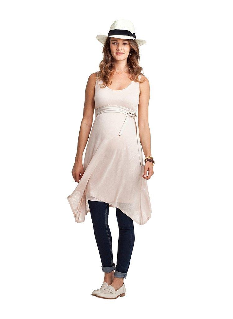 Isabella Oliver Slouchy Maternity Tunic