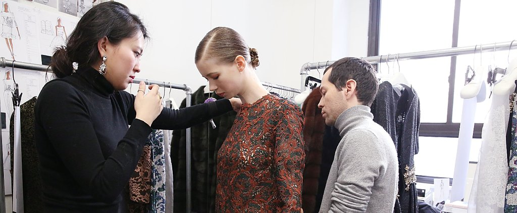 7 New York Designers on the Night Before a Fashion Show