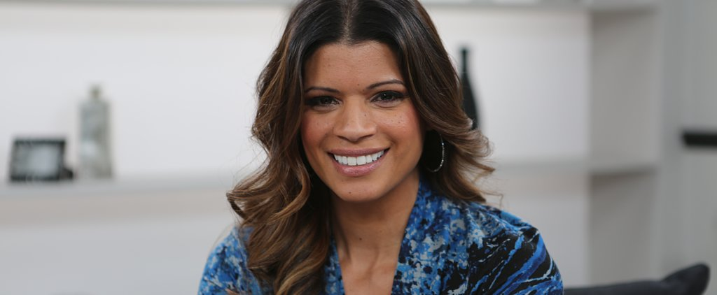"""Jane the Virgin's Andrea Navedo on Her """"Heart-to-Hearts"""" With TV Daughter Gina Rodriguez"""