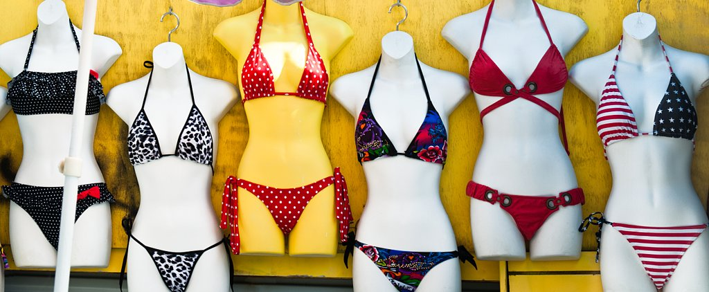 How to Shop For a Bathing Suit When You're Not That Skinny