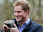 Prince Harry Fails to Spot Any Rare Rodents on Squirrel-Watching Trip