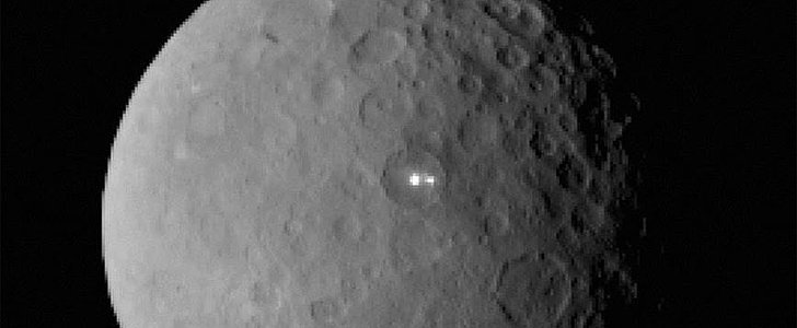 An Astonishing GIF of the Incredible Planet Ceres
