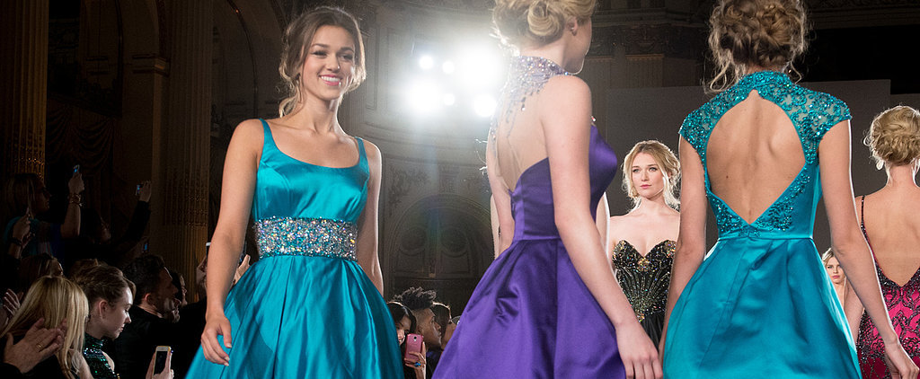 Duck Dynasty Star Sadie Robertson Walked at New York Fashion Week Again