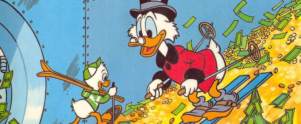 Your Inner Child Will Be Excited About This DuckTales News
