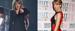 Which of Taylor Swift's Brit Awards Looks Did You Love?