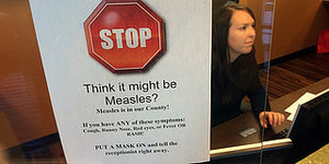 Why One Family With Measles Is Reconsidering Their Anti-Vax Position