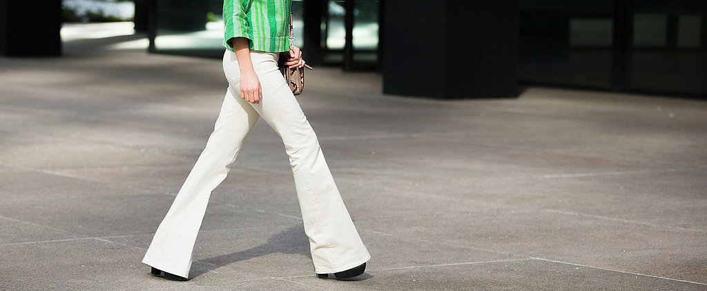 POPSUGAR Shout Out: Pair Your New Flares With These Comfy Shoes