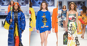 Jeremy Scott Went Completely Looney Tunes for Moschino This Season