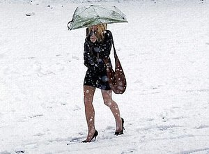 15 Struggles Girls Experience When Going Out During Winter