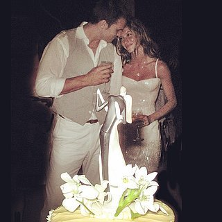 Gisele Bundchen and Tom Brady Wedding
