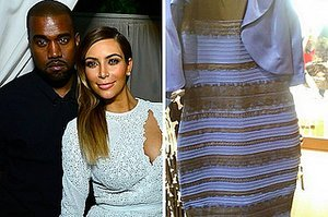 Here's What Colors Your Favorite Celebrities Think The Dress Are