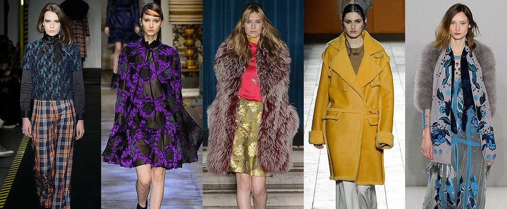 The 6 London Fashion Week Trends You'll Be Wearing This Fall