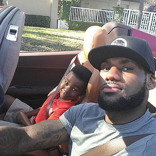 LeBron James's Son Is Being Recruited by Colleges