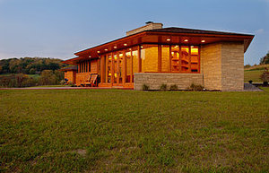 Houzz Tour: Usonian-Inspired Home With All the Wright Moves (18 photos)