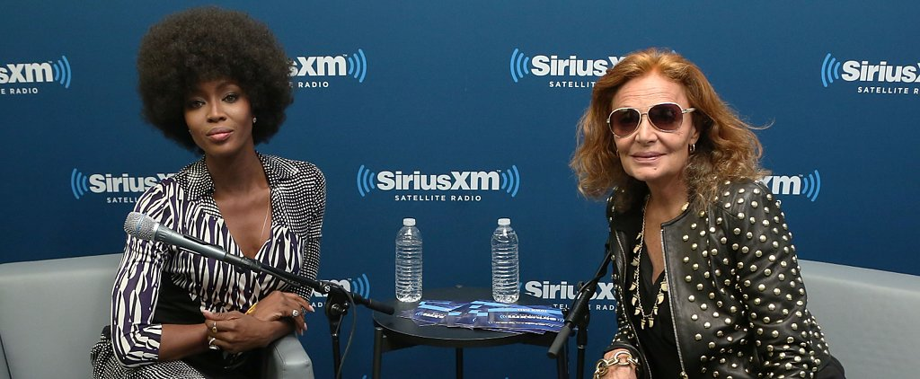 DVF Convinced Naomi Campbell to Do Her Empire Role