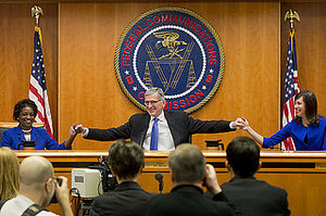 FCC Votes In Favor Of Net Neutrality