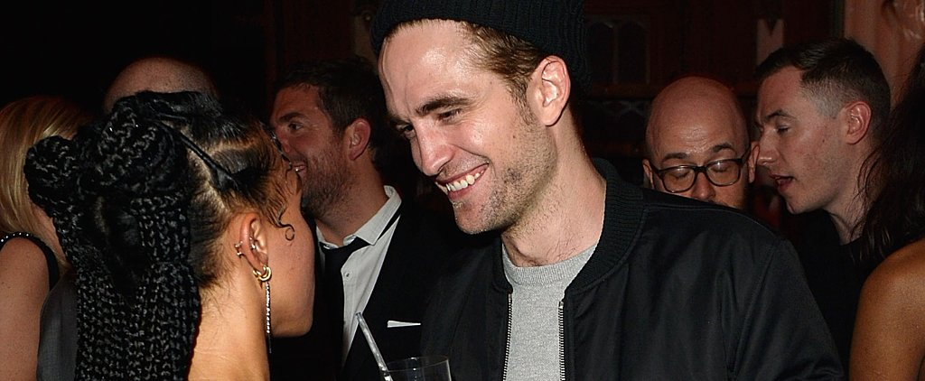 Robert Pattinson and FKA Twigs Make Love Look Easy at a Brit Awards After-Party