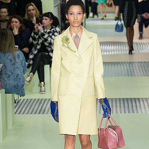 Prada Milan Fashion Week Runway Show 2015