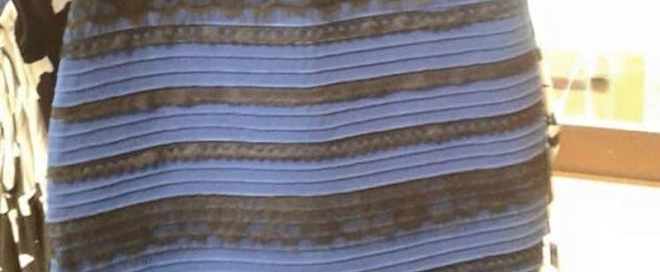 What Color Is This Dress? The World Will Never Know