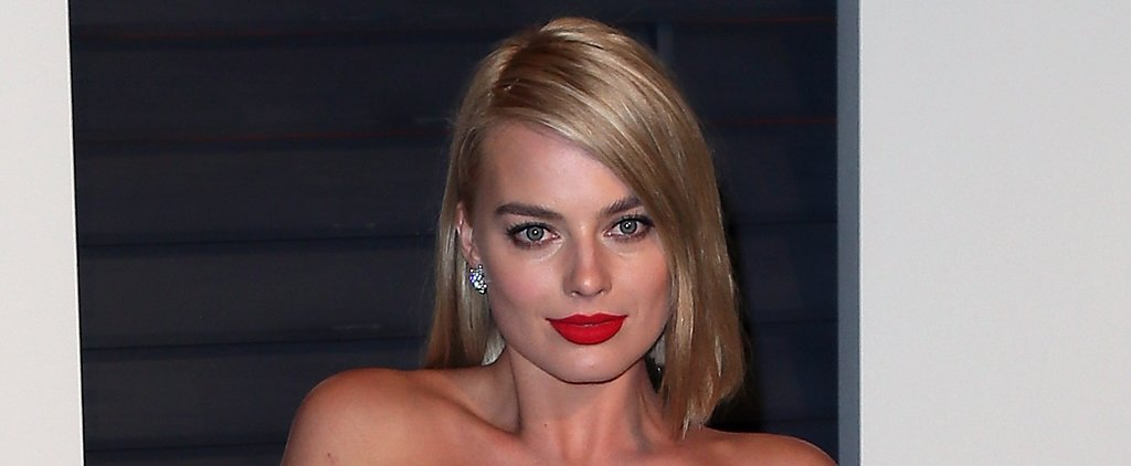 Margot Robbie Admits to Stealing Toilet Paper From Hotels
