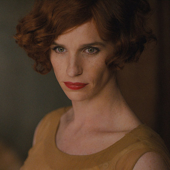 First Picture of Eddie Redmayne in The Danish Girl