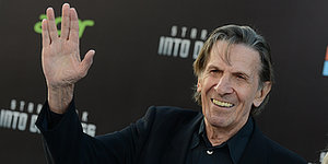 'Star Trek' Star Leonard Nimoy Dead At 83