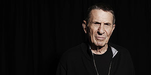 These Are Leonard Nimoy's Touching Final Words Of Wisdom