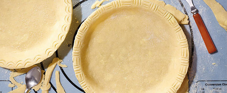 Skill It: Perfect Gluten-Free Pie Crust
