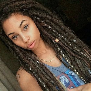 Real Girls With Dreadlocks