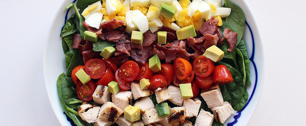 This 370-Calorie Cobb Salad Will Be Your New Favorite Lunch
