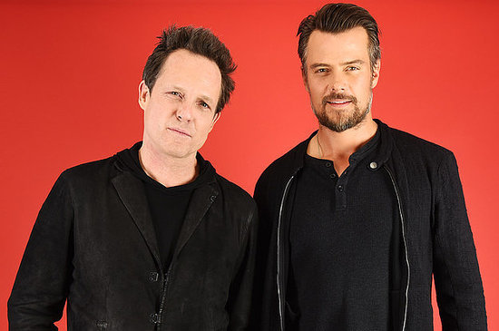 """Josh Duhamel And Dean Winters Play """"Law Or Not A Law?"""""""