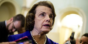 Dianne Feinstein: Benjamin Netanyahu 'Arrogant' For Claiming To Speak For All Jews