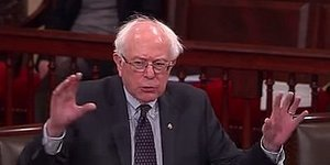 Bernie Sanders Calls Out Media For Not Covering Obama's Trade Deal