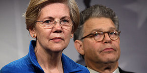 Elizabeth Warren, Al Franken Join Growing List Of Democrats Skipping Netanyahu Speech