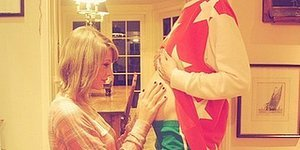 Taylor Swift Is A Godmother-To-Be!