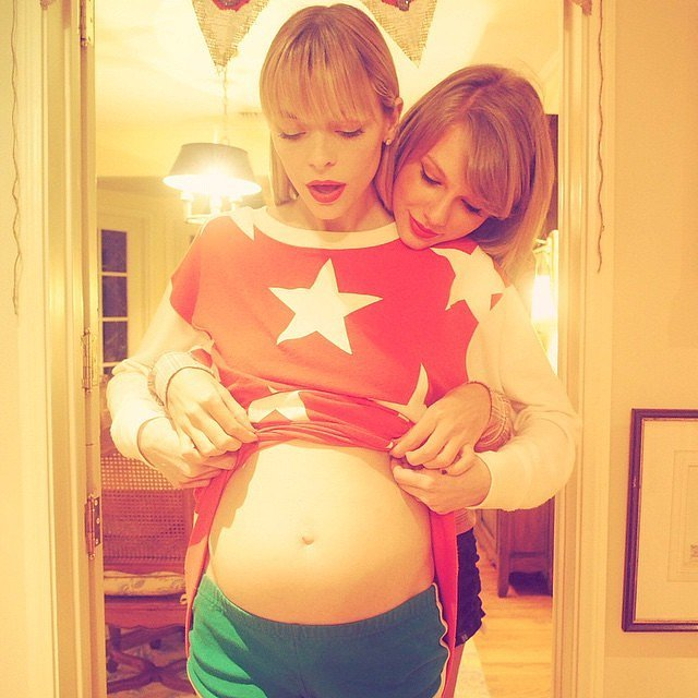 Jaime King and Her Baby