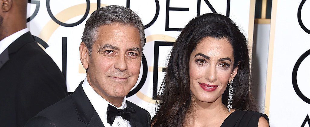 George and Amal Clooney Take Over New York City