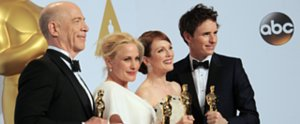 The Movies the Oscar Winners Have Lined Up