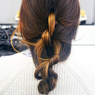 DIY This Easy Chain Plait in Just 4 Steps
