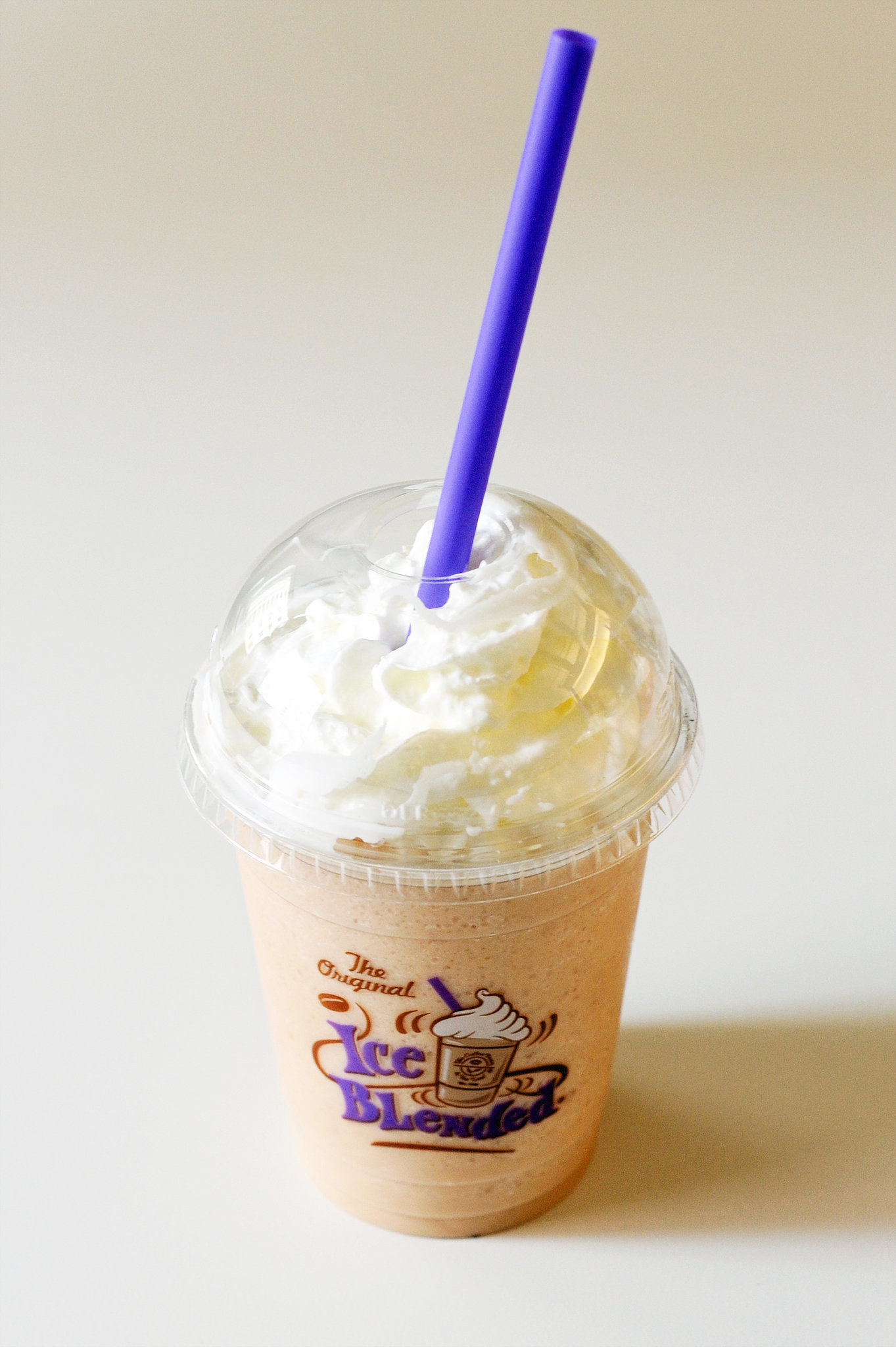 How To Make Pumpkin Ice Blended Drink