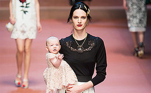 Dolce & Gabbana's Tribute to Moms