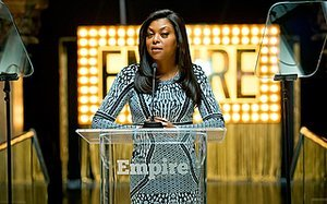 From EW: Taraji P. Henson Explains Her Empire Catchphrase, 'Boo Boo Kitty'