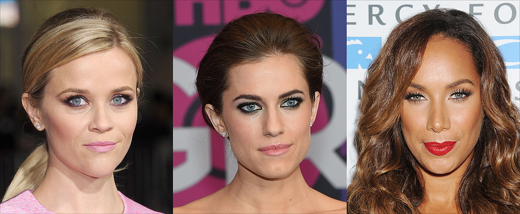 Eye Shadow 101: How to Make Blue Eyes Pop