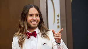 Stop Everything – Jared Leto Cut His Hair [PICTURES]