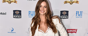 Aussie Model Robyn Lawley Gives Birth — See the First Baby Photo