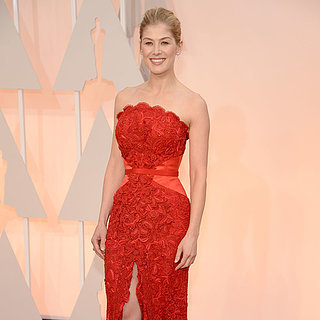 Rosamund Pike Style