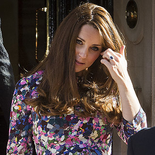 Kate Middleton at Goring Hotel Ann