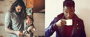 These 23 Guys Drinking Coffee Are Hotter Than Your Morning Joe