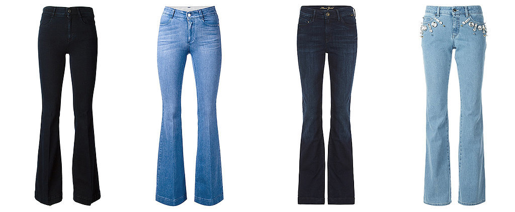 Shop Our Edit of the Best Flare Jeans For Every Budget